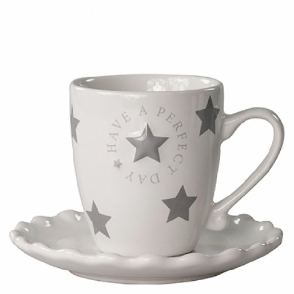 Bastion Collections Tasse Have a perfect day